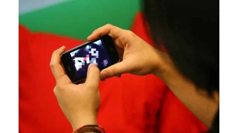 Man watches porn, his girlfriend is the star. CHINA Pressreported that a man watching pornography with his friend in China was shocked to see