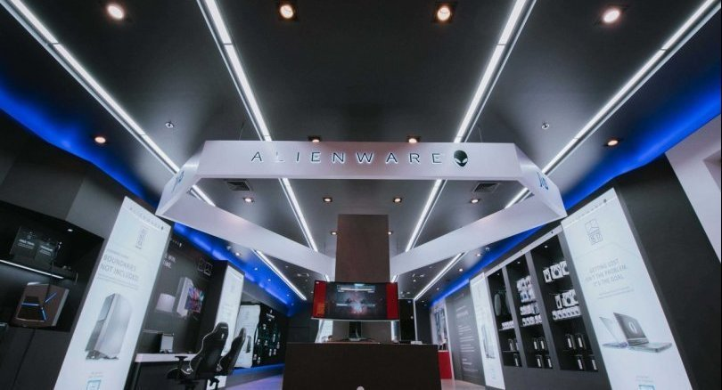 New Alienware Experience store opens at CentralWorld