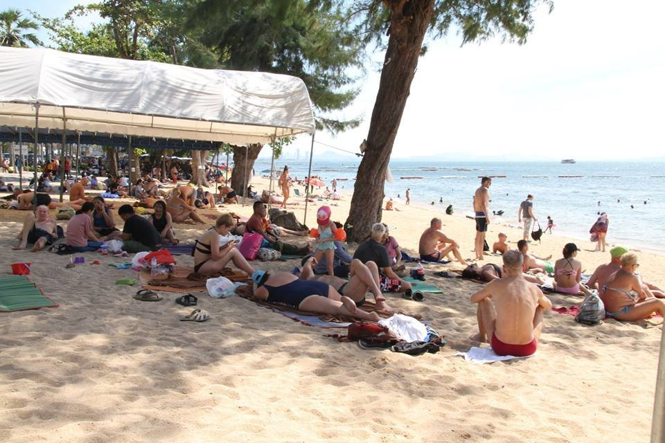 Pattaya is BOOMING! 100% New Year occupancy points to great times ahead, tourism official