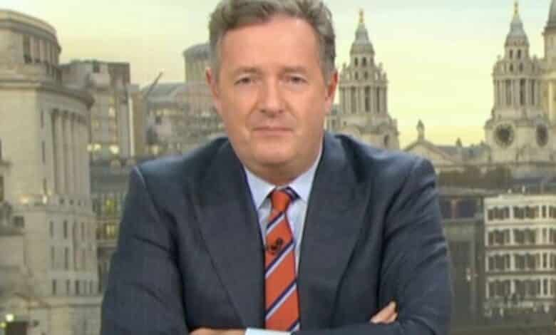 Piers Morgan claims he's a 'vegan victim' as Pizza Hut and Greggs 'bully' him. Television presenterPiers Morganhas made no secret of his