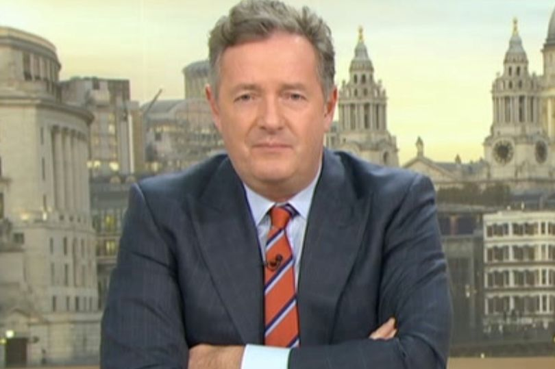 Piers Morgan claims he's a 'vegan victim' as Pizza Hut and Greggs 'bully' him