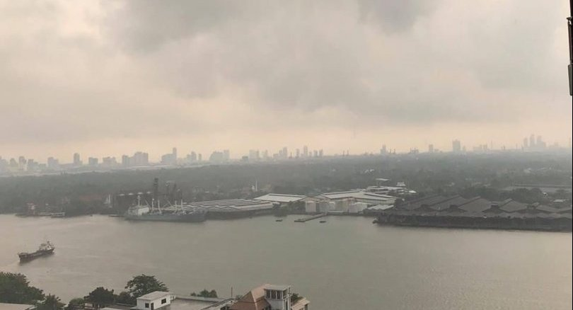 Rain makes small dent in still-unsafe Bangkok air. Rainfall in various areas of greater Bangkok on Tuesday morning brought people hope for a lessening