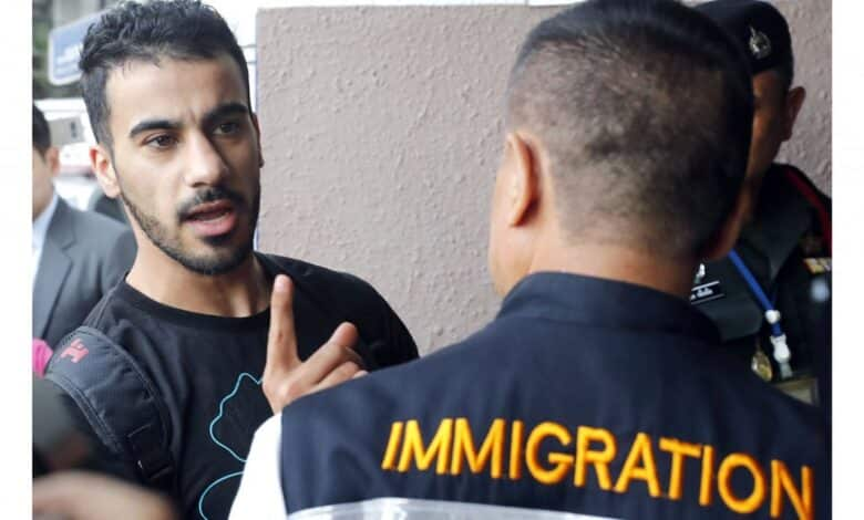 Refugee footballer held in Thailand 'losing hope' A footballer with refugee status who has been detained in Thailand for nearly two months over his alleged