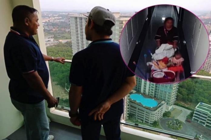 Six year old girl found deceased in Jomtien was forgotten by maid who left her in 32 floor room to play
