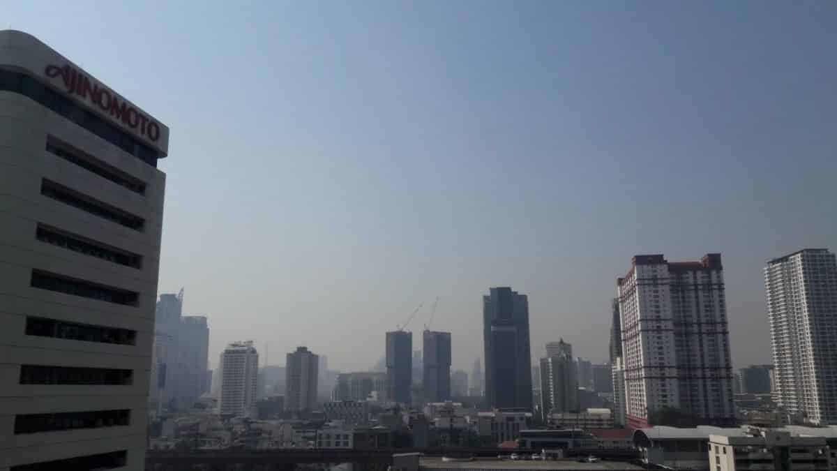 Smog expected to worsen on Monday