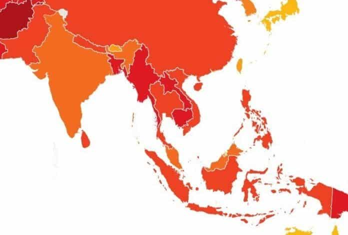 THAILAND SLIPS FURTHER IN LATEST CORRUPTION INDEX. Thailand dropped three positions in the latest corruption index released Tuesday by a Berlin