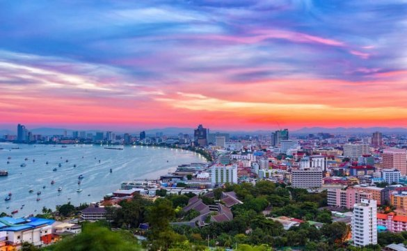 Thailand's Pattaya city faces an oversupply of condominium units. THAILAND'S resort city of Pattaya has been highlighted as one of the country's most