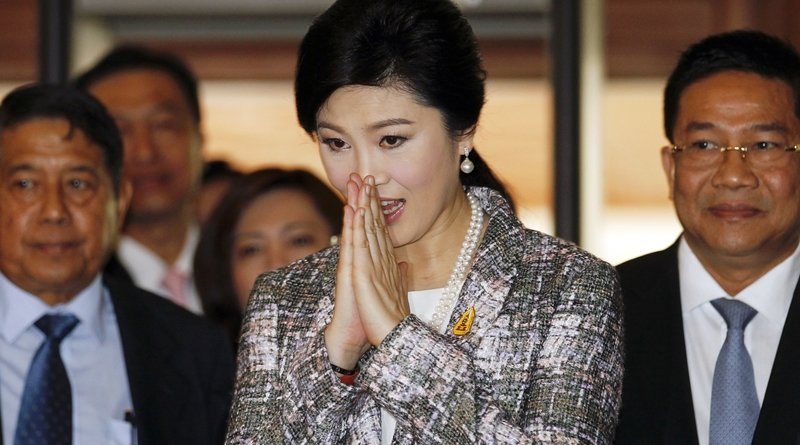 Yingluck used a Cambodian Passport to register business in Hong Kong. The South China Morning Post has reported newly surfaced information that helps.