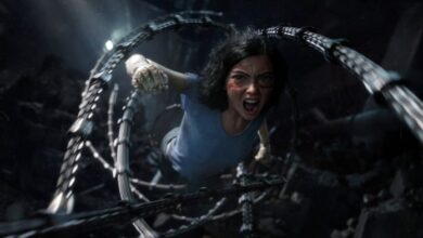 'ALITA: BATTLE ANGEL' IS BIG EYES AND BIG EFFECTS. Alita is just like a typical teenage girl. She loves chocolate, breaks curfew and crushes on