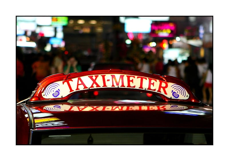 1000 complaints a month, Thai taxi drivers still scamming tourists