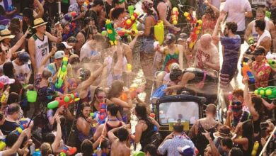 Alcohol Control Committee wants to ban alcohol sales for the Thai New Year, Songkran, April 13th. The measure has mostly mixed to negative reception