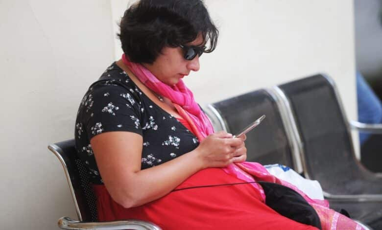 British woman jailed for slapping Bali immigration officer. A British woman was handed a six-month jail term Wednesday for slapping an immigration officer