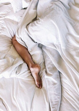 Clean, crisp bedding brings comfort like nothing else. Research shows fresh sheets improve sleep (and even our romantic lives)