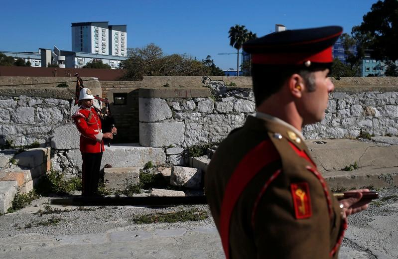 Colony or not, we're British, say Gibraltarians. And keep the border open
