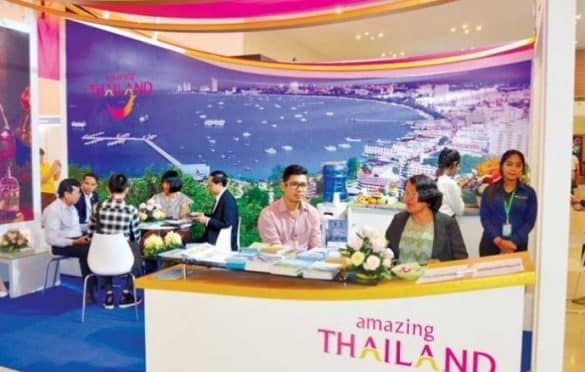 Demand soars for Thai consumer goods in Cambodia. Taking advantage of the close proximity and strong taste for affordable Thai products,