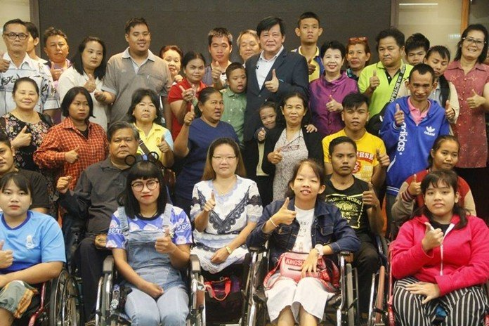 Disabled briefed on legal rights