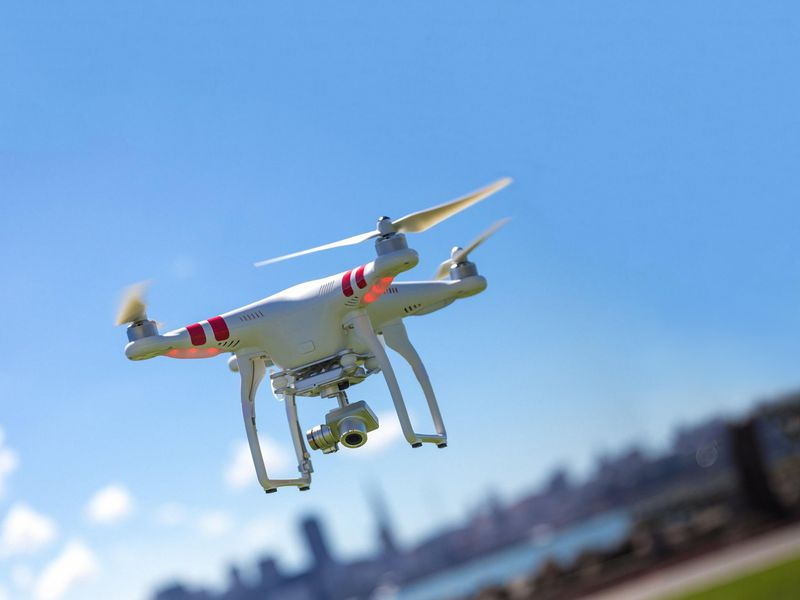 Frenchman arrested for flying drone over Myanmar parliament