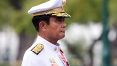 From coup-maker to candidate? Thai junta chief mulls election run Thai junta chief Prayuth Chan-ocha is known for losing his temper in public, but