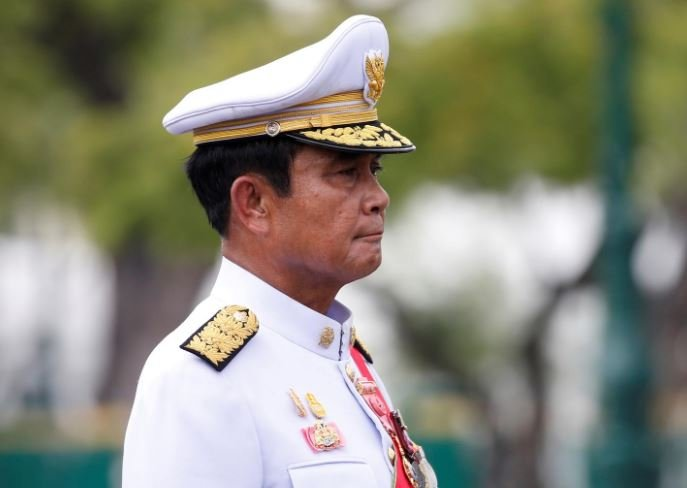 From coup-maker to candidate? Thai junta chief mulls election run