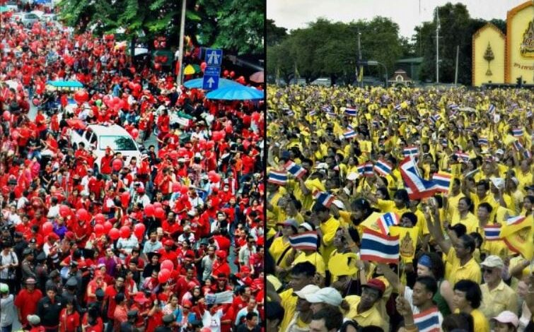 How to avoid civil-war in Thailand. The olive branch has been extended and accepted across the red-yellow political divide over recent years. Let's