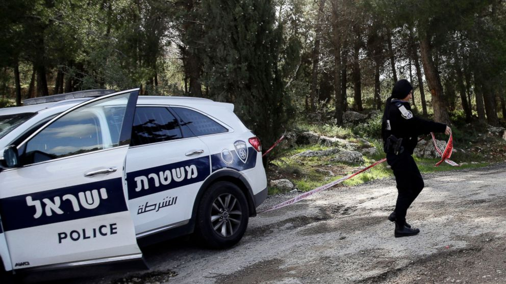 Israel says woman's slaying near Jerusalem 'nationalistic' Israel's internal security agency said Sunday that the slaying of a 19-year-old Israeli woman