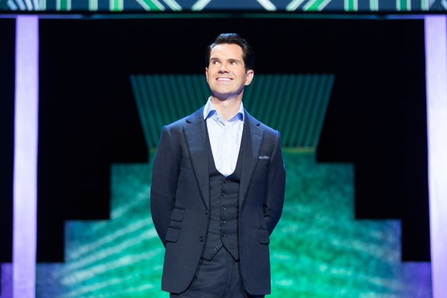 JIMMY CARR'S 'WEIRD HONKING GOOSE' LAUGHTER TO RETURN TO BANGKOK. Get ready to be heckled by the comedian with the funniest – or