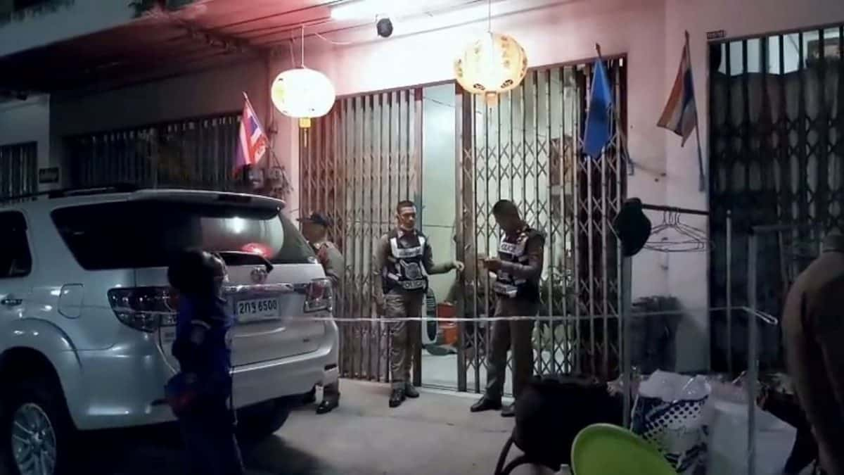 Korat man shoots self after last Chinese New Year meal with family