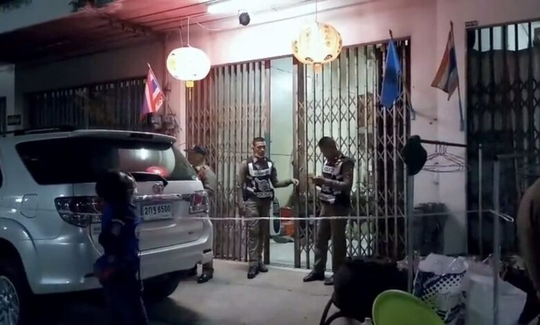 Korat man shoots self after last Chinese New Year meal with family. A Nakhon Ratchasima man sat down to a Chinese New Year dinner with his mother