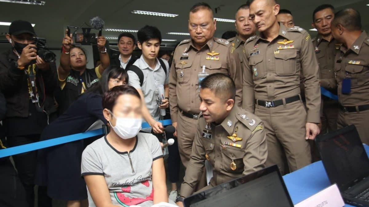 Ladyboy accused of scamming tourists with sob story