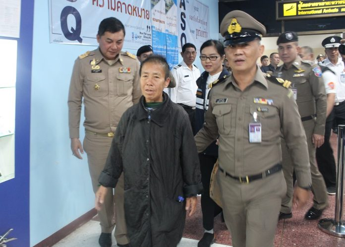 MISSING THAI WOMAN FOUND WALKING 600 KM FROM HOME