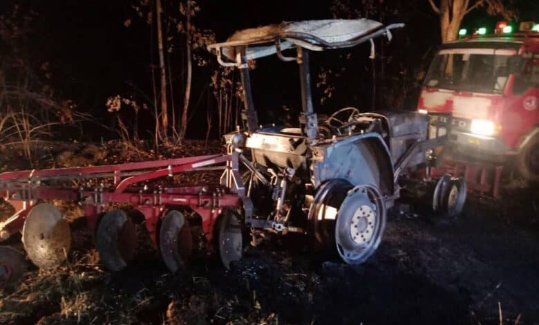 Man, 75, burned to death while fighting eucalyptus plantation blaze in Sa Kaew. A 75-year-old man burned to death while trying to control a fire at a