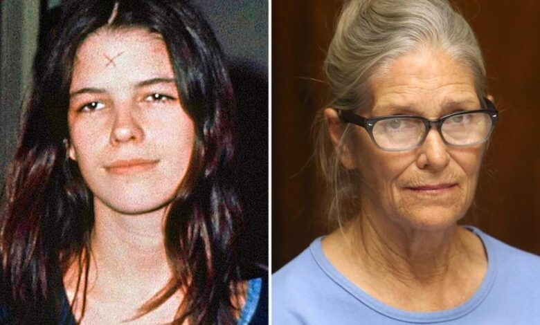 Manson Family Killer Cult member to be freed after 50-YEARS. THE youngest member of Charles Manson's killer cult family is set to be freed from prison after