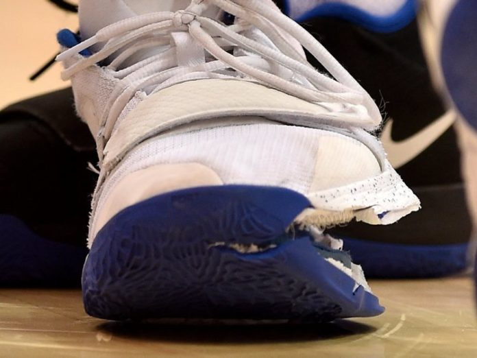 Nike share price plunges by $1.1bn after college basketball star's shoe failure