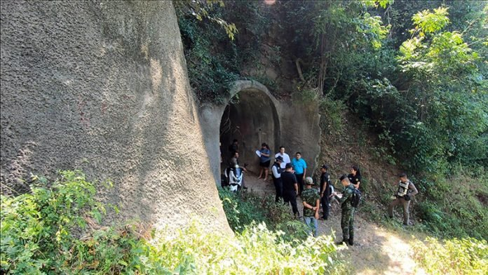 OFFICIALS STILL DON'T KNOW WHO BUILT KOH SAMUI TUNNEL