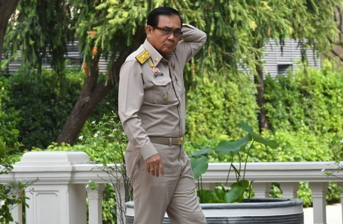 POLITICO WANTS PRAYUTH DISQUALIFIED FROM ELECTION RACE
