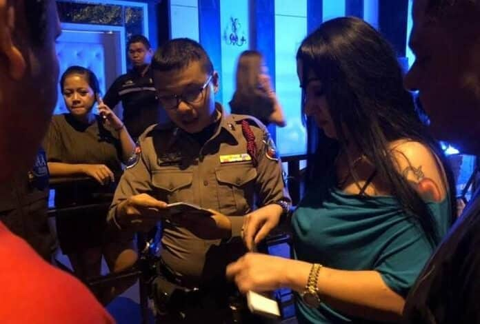 Pattaya tourist police nab two Uzbek women on theft charges. Pattaya tourist police nab two Uzbek women on theft chargesTwo Uzbek women were arrested in the