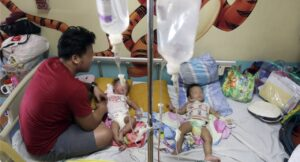 Philippines hit by deadly measles outbreak. A growing measles outbreak in the Philippines killed at least 25 people last month, officials
