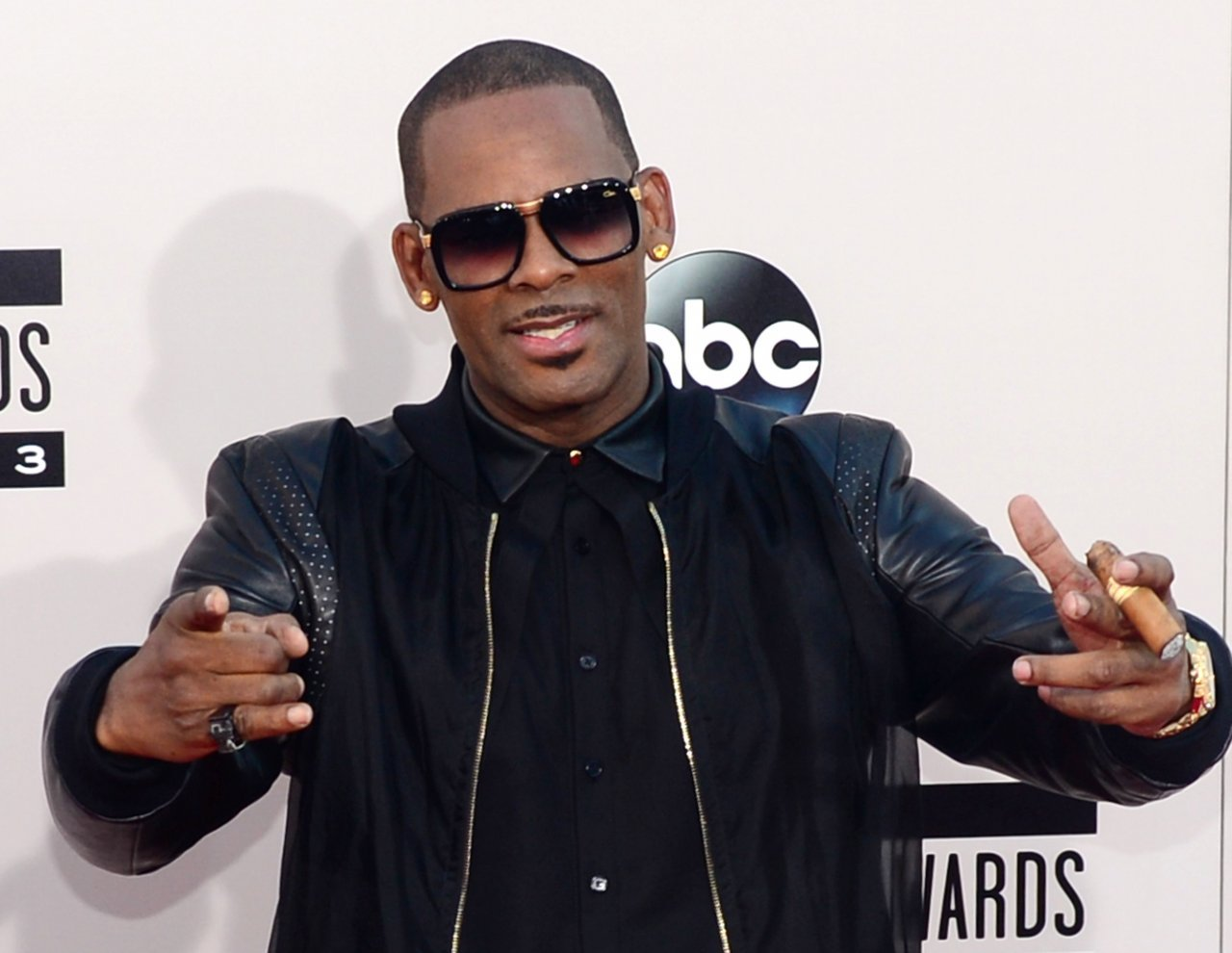 R&B star R. Kelly jailed on sex abuse charges. R&B superstar R. Kelly was due in court Saturday for a bond hearing after prosecutors charged him with 10
