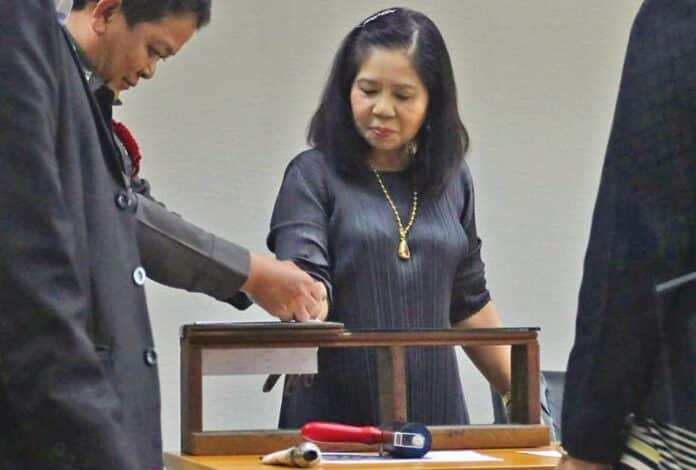 ROYAL FRAUD ACQUITTED OF HUMAN TRAFFICKING. The court acquitted a well-known socialite of human trafficking Monday, though she will continue
