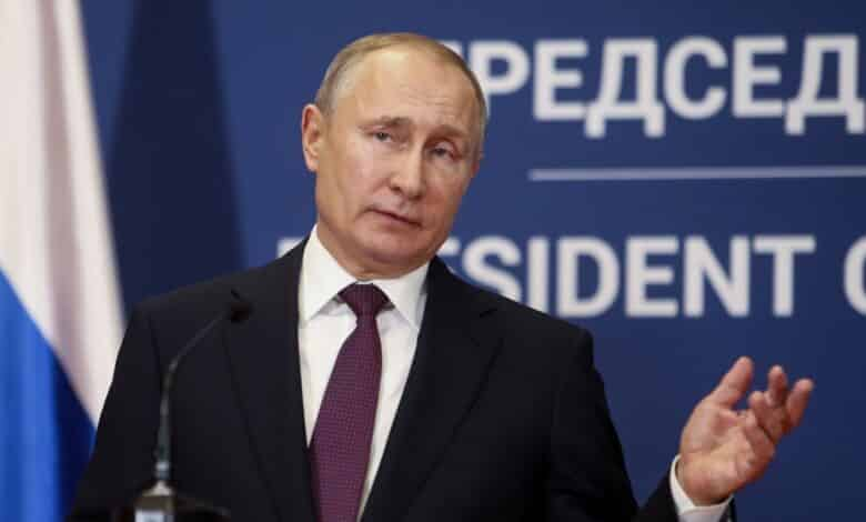 Russia suspends nuclear missile treaty after US move. President Vladimir Putin on Saturday said Russia was suspending its participation in a key Cold War