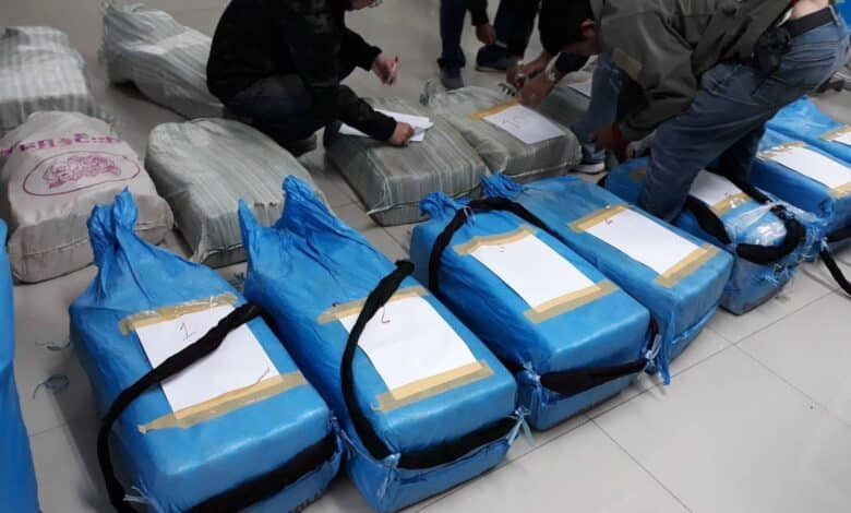 Second huge cache of meth seized in Chiang Rai. Police found two million meth-amphetamine tablets in a pickup truck in Chiang Rai province