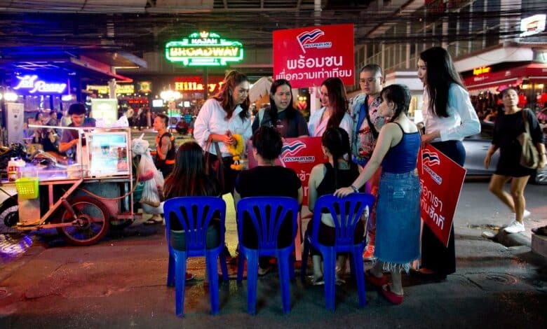 Thai party fields transgender candidate for prime minister. As Pinit Ngarmpring, he was a CEO and sports promoter, well known in the world of Thai