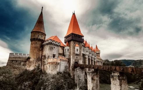 What Lies Beneath Draculas Castle. A historic Transylvanian castle that may have once imprisoned Vlad the Impaler — likely inspiration for Bram Stoker's