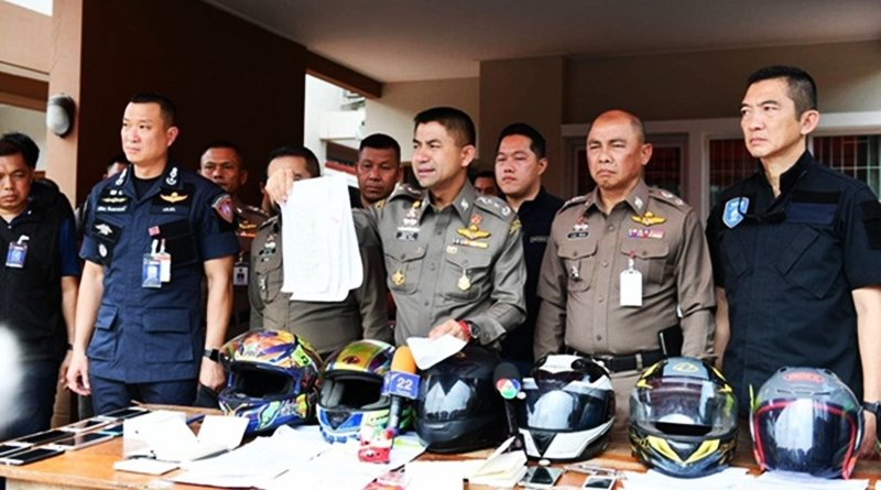 Wealthy loan shark held in Bangkok. A wealthy loan shark and 14 of his assistants were arrestedyesterday (Feb 8, 2019) in Bangkok and its