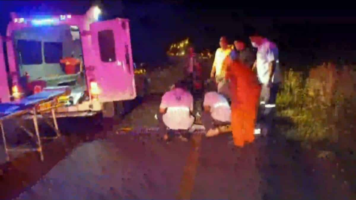 Wife killed, husband injured in hit-and-run accident in Phatthalung