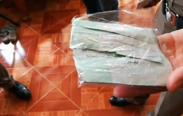 'Drunk' man charged with damaging ballot paper. A 52-year-old man found to be under the influence of alcohol was detained on Sunday for