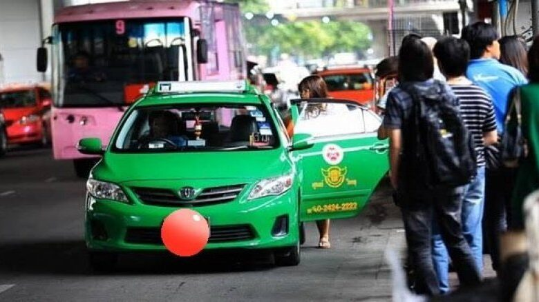 118 taxi drivers fined for alleged passenger-cheating offences. A total of 118 taxi drivers around the Royal Grand Palace area in Bangkok have been arrested
