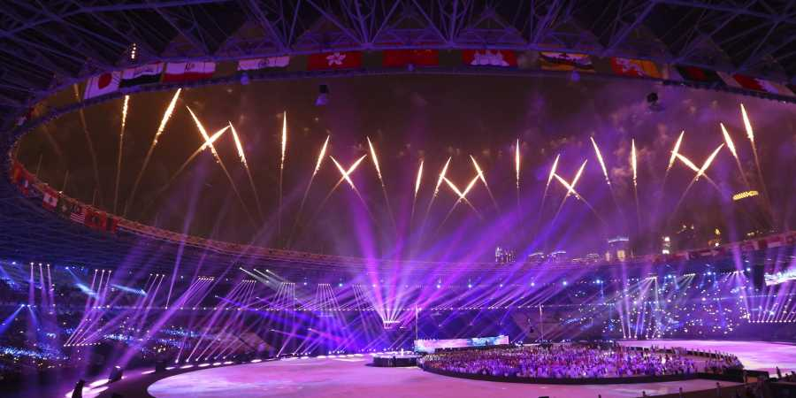 2022 Asian Games to include athletes from Oceania