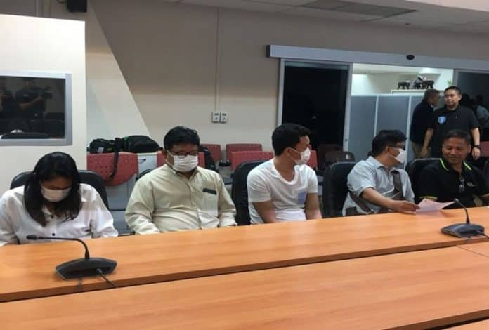 9 ARRESTED FOR SHARING ELECTION HOAX NEWS. Police said Wednesday they arrested a group of netizens who shared hoax news about the Election Commission.