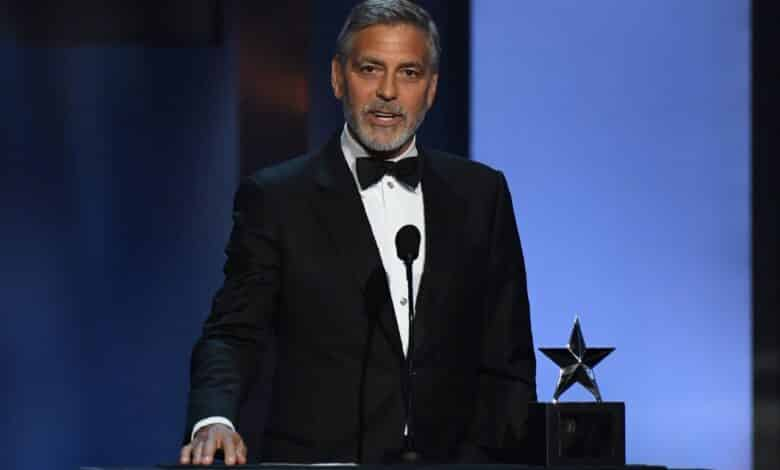 Actor George Clooney calls for boycott of Brunei-owned hotels. American actor George Clooney has called for a boycott of nine Brunei-owned hotels over